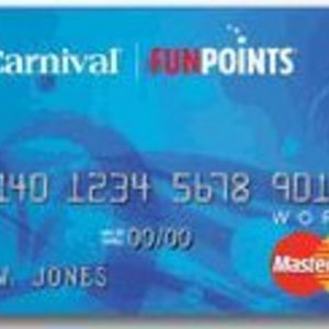 Barclays Bank of Delaware - Carnival World MasterCard