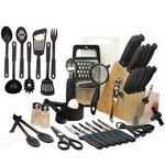 Chefmate 51-Piece Kitchen Gadget Set