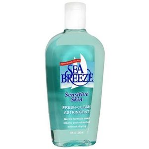 Sea Breeze Fresh-Clean Astringent Sensitive Skin