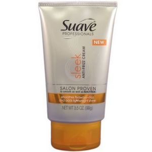 Suave Professionals Sleek Anti-Frizz Cream