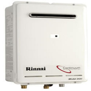 RUUD Hot Water Heater