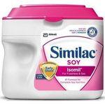 Similac Soy Isomil Baby Formula
