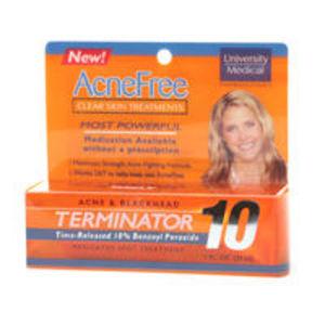 Acne free terminator 10 reviews