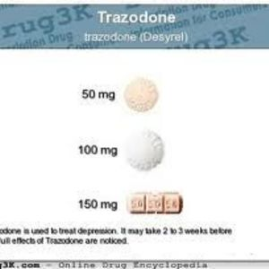 Trazodone Reviews