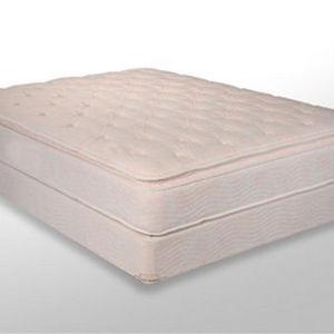 King Koil Pillow Top Mattress By Comfort Solutions