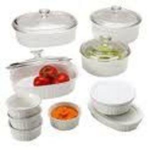 Corningware Bakeware (Various dishes)