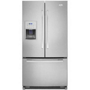 Whirlpool Gold French Door Refrigerator GI5FSAXVQ GI5FSAXVB