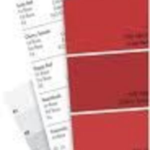 Sherwin-Williams Red Paint