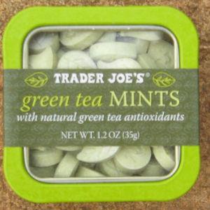 Trader Joe's Green Tea Mints