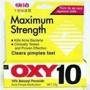 OXY Maximum 10