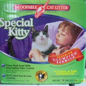 Special Kitty Cat Litter