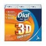 Dial For Men 3D Odor Defense Bar Soap