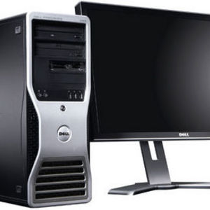 Dell Precision desktop computer