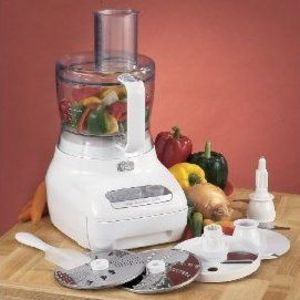 Wolfgang Puck Bistro Collection 12-Cup Food Processor 900W