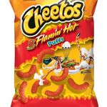 Frito-Lay Cheetos Flamin Hot Puffs