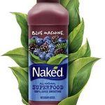 Naked Juice Blue Machine Juice Smoothie