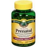 Spring Valley Prenatal Multivitamin/Multimineral