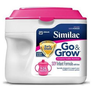 Similac Go & Grow Soy Toddler Formula