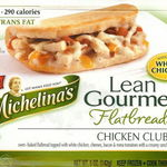 Michelina's Lean Gourmet Flatbreads