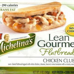 Michelina's Lean Gourmet Flatbreads