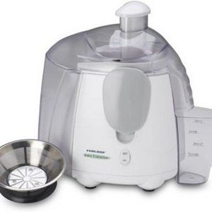 Black & Decker Fruit and Vegtable Juicer