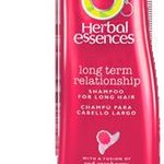 Herbal Essences Long term relationship