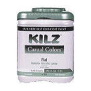 Kilz Casual Colors Interior Exterior Flat Paint Reviews