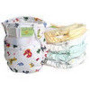 Kushies Ultra Cloth Diapers - Toddler