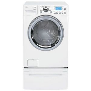 LG TROMM SteamWasher Front Load Washer WM2688HNM