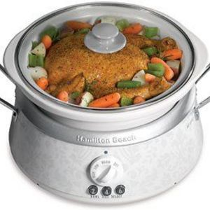 Hamilton Beach 6-Quart 3-in-1 Slow Cooker