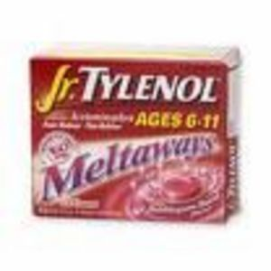 Tylenol Jr. Meltaways