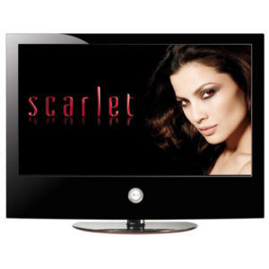 LG - Scarlet 42LG6000 42 in. HDTV-Ready LCD TV