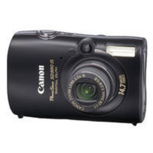 Canon - Power Shot SD 990 IS Digital Camera