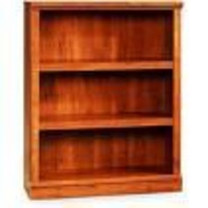 Sauder 3 Shelf Bookcase Self Assembled