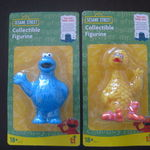 Sesame Street Collectible Figurines