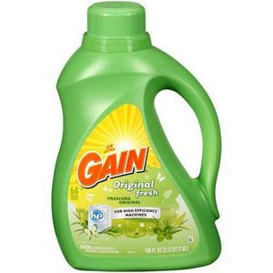 Gain Liquid Laundry Detergent Original Scent 12784