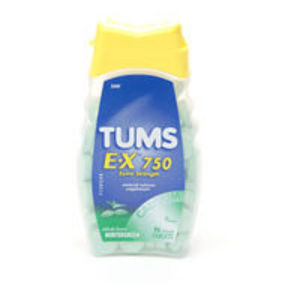 Tums Extra Strength 750 Wintergreen