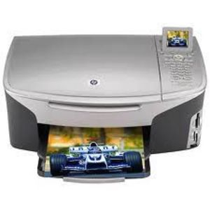 HP PSC 2410xi Photosmart All-In-One Printer