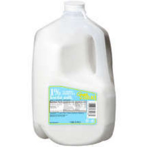 Great Value (Walmart) Milk