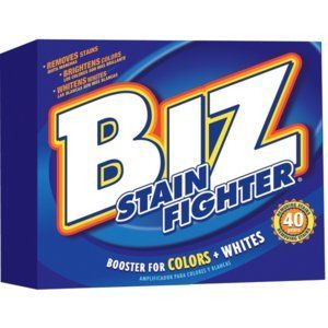 Biz Laundry Booster and Stain Fighter