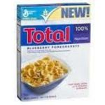 General Mills Total Blueberry Pomegranate Cereal