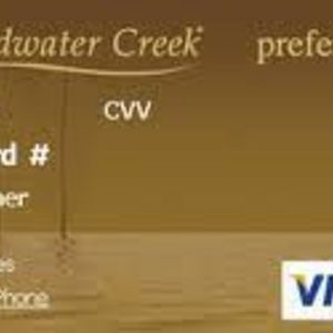 Chase - Coldwater Creek Preferred Visa