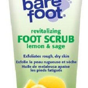 Freeman Barefoot Revitalizing Lemon & Sage Foot Scrub