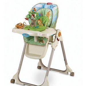 Fisher Price Rainforest Deluxe Highchair