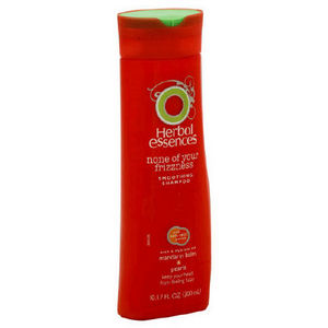 Clairol Herbal Essences None of Your Frizzness Smoothing Shampoo