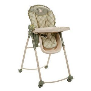 Safety 1st Winnie the Pooh Serve 'n' Store High Chair
