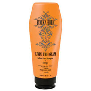 TIGI Rockaholic Livin' The Dream Sulfate-Free Shampoo + Energy