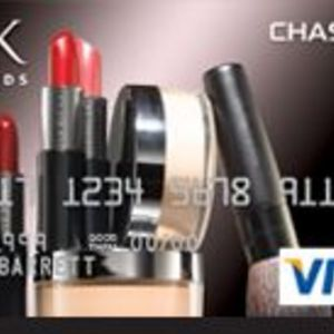Chase - MK Rewards Visa Card