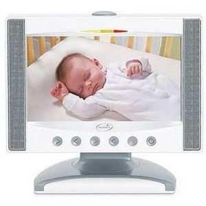 Summer Infant Day & Night Flat Screen Color Video Monitor