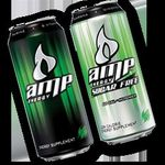 Mountain Dew - Amp Energy Drink